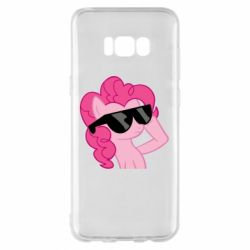 Чохол для Samsung S8+ Pinkie Pie Cool - FatLine