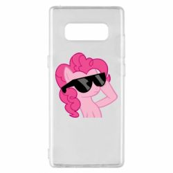 Чохол для Samsung Note 8 Pinkie Pie Cool - FatLine
