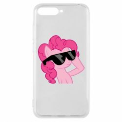 Чохол для Huawei Y6 2018 Pinkie Pie Cool - FatLine