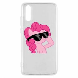 Чохол для Huawei P20 Pinkie Pie Cool - FatLine