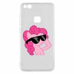 Чохол для Huawei P10 Lite Pinkie Pie Cool - FatLine
