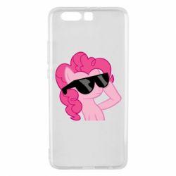 Чохол для Huawei P10 Plus Pinkie Pie Cool - FatLine