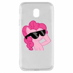 Чохол для Samsung J3 2017 Pinkie Pie Cool - FatLine