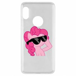 Чохол для Xiaomi Redmi Note 5 Pinkie Pie Cool - FatLine