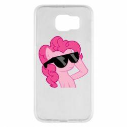 Чехол для Samsung S6 Pinkie Pie Cool