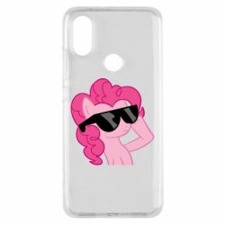 Чохол для Xiaomi Mi A2 Pinkie Pie Cool - FatLine
