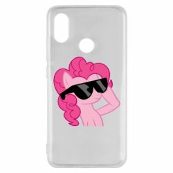 Чохол для Xiaomi Mi8 Pinkie Pie Cool - FatLine