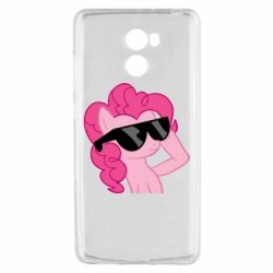 Чохол для Xiaomi Redmi 4 Pinkie Pie Cool - FatLine