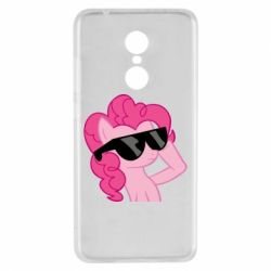 Чохол для Xiaomi Redmi 5 Pinkie Pie Cool - FatLine