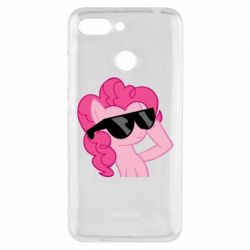Чохол для Xiaomi Redmi 6 Pinkie Pie Cool - FatLine