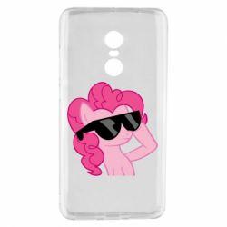 Чехол для Xiaomi Redmi Note 4 Pinkie Pie Cool