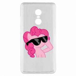 Чехол для Xiaomi Redmi Note 4x Pinkie Pie Cool