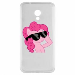 Чохол для Meizu M5s Pinkie Pie Cool - FatLine