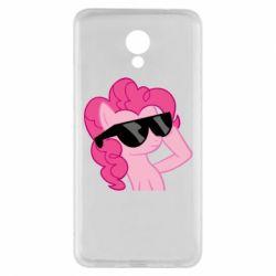 Чохол для Meizu M5 Note Pinkie Pie Cool - FatLine