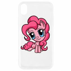 Чохол для iPhone XR Pinkie Pie small