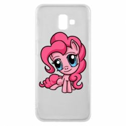 Чохол для Samsung J6 Plus 2018 Pinkie Pie small