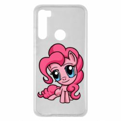 Чохол для Xiaomi Redmi Note 8 Pinkie Pie small