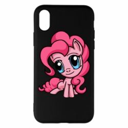 Чохол для iPhone X/Xs Pinkie Pie small