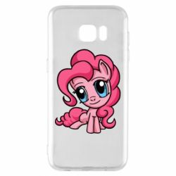Чохол для Samsung S7 EDGE Pinkie Pie small