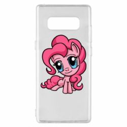 Чохол для Samsung Note 8 Pinkie Pie small