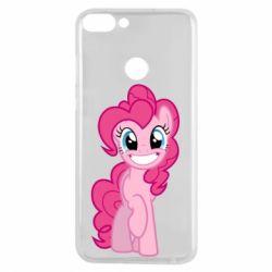 Чохол для Huawei P Smart Pinkie Pie smile - FatLine