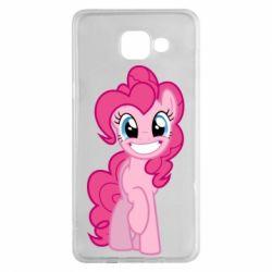 Чохол для Samsung A5 2016 Pinkie Pie smile - FatLine