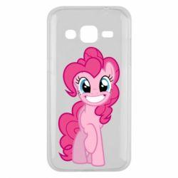 Чохол для Samsung J2 2015 Pinkie Pie smile - FatLine