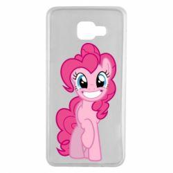 Чохол для Samsung A7 2016 Pinkie Pie smile - FatLine