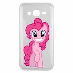 Чохол для Samsung J5 2015 Pinkie Pie smile - FatLine