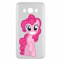 Чохол для Samsung J5 2016 Pinkie Pie smile - FatLine