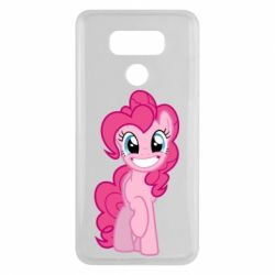 Чохол для LG G6 Pinkie Pie smile - FatLine