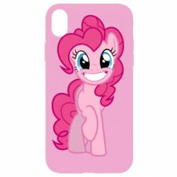 Чохол для iPhone XR Pinkie Pie smile - FatLine