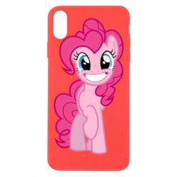 Чохол для iPhone Xs Max Pinkie Pie smile - FatLine