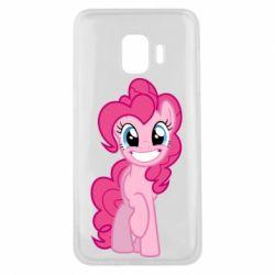 Чохол для Samsung J2 Core Pinkie Pie smile - FatLine