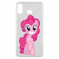 Чохол для Samsung A6s Pinkie Pie smile - FatLine