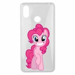 Чохол для Xiaomi Mi Max 3 Pinkie Pie smile - FatLine