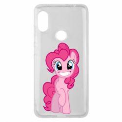 Чохол для Xiaomi Redmi Note 6 Pro Pinkie Pie smile - FatLine
