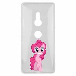 Чохол для Sony Xperia XZ2 Pinkie Pie smile - FatLine