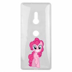Чохол для Sony Xperia XZ3 Pinkie Pie smile - FatLine