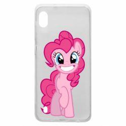 Чехол для Samsung A10 Pinkie Pie smile