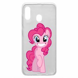 Чехол для Samsung A20 Pinkie Pie smile