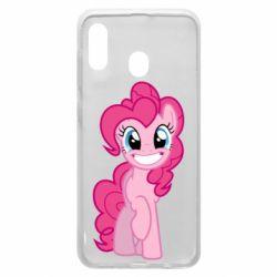 Чехол для Samsung A30 Pinkie Pie smile