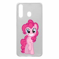 Чехол для Samsung A60 Pinkie Pie smile