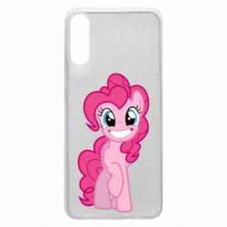 Чехол для Samsung A70 Pinkie Pie smile
