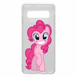 Чехол для Samsung S10 Pinkie Pie smile