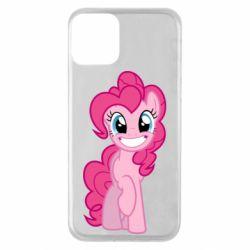 Чехол для iPhone 11 Pinkie Pie smile