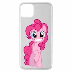 Чехол для iPhone 11 Pro Max Pinkie Pie smile