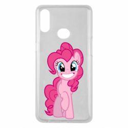 Чехол для Samsung A10s Pinkie Pie smile