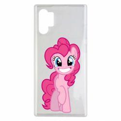 Чехол для Samsung Note 10 Plus Pinkie Pie smile