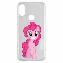 Чехол для Xiaomi Redmi Note 7 Pinkie Pie smile